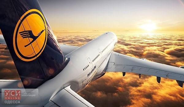Крупнейшая немецкая авиакомпания объявила о круглогодичном сотрудничестве с Одесским аэропортом «фото»