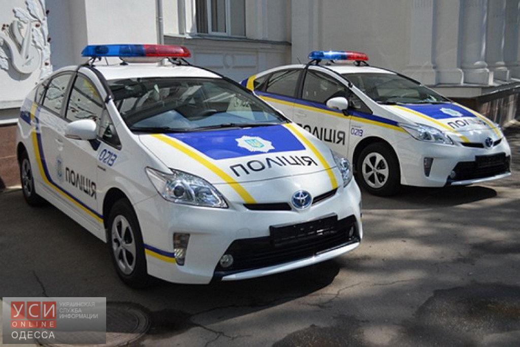 Каждый третий автомобиль патрульной полиции Одессы находится в неисправном состоянии (документ) «фото»