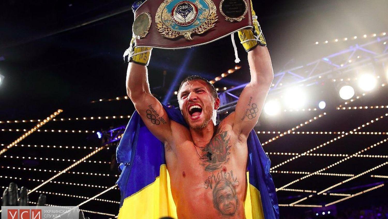 Американец назвал Василия Ломаченко лучшим боксером современности «фото»