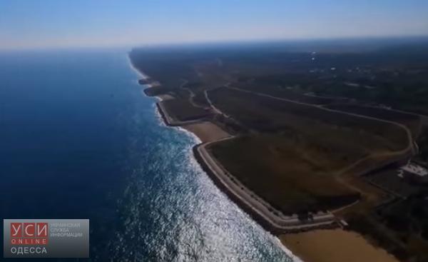 Захватывающая панорама Черноморска: вид с неба (видео) «фото»