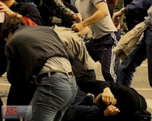 Драка в баре Измаила: посетители избили охранника «фото»