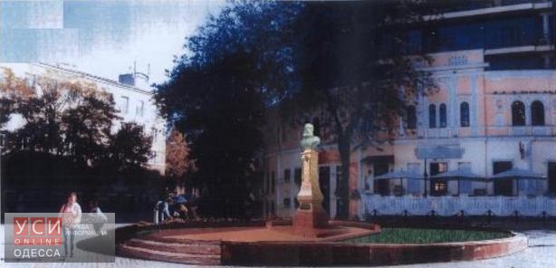 В Одессе установят памятник Маразли