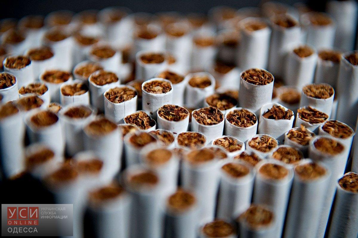 В Одесской области изъяли 3,4 тысячи пачек молдавских сигарет без акцизных марок «фото»