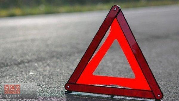 Масштабная авария перекрыла движение на Мельницкой (фото) «фото»