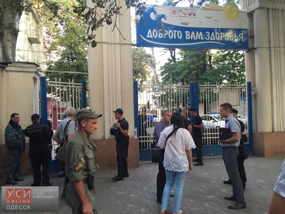 Сотрудники санатория «Лермонтовский» отбили атаку из Минюста (фото) «фото»