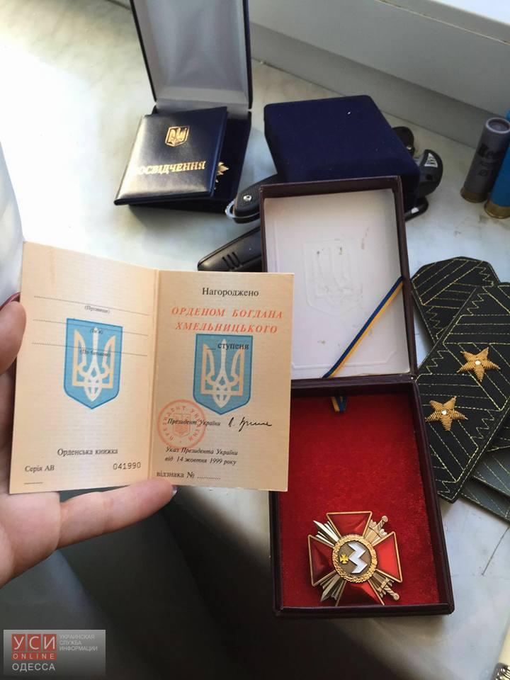 За должность начальника в Одесском порту вымогали 61 тысячу долларов (фото)