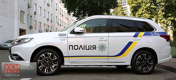 Японцы профинансируют покупку гибридных внедорожников для одесских полицейских (фото) «фото»