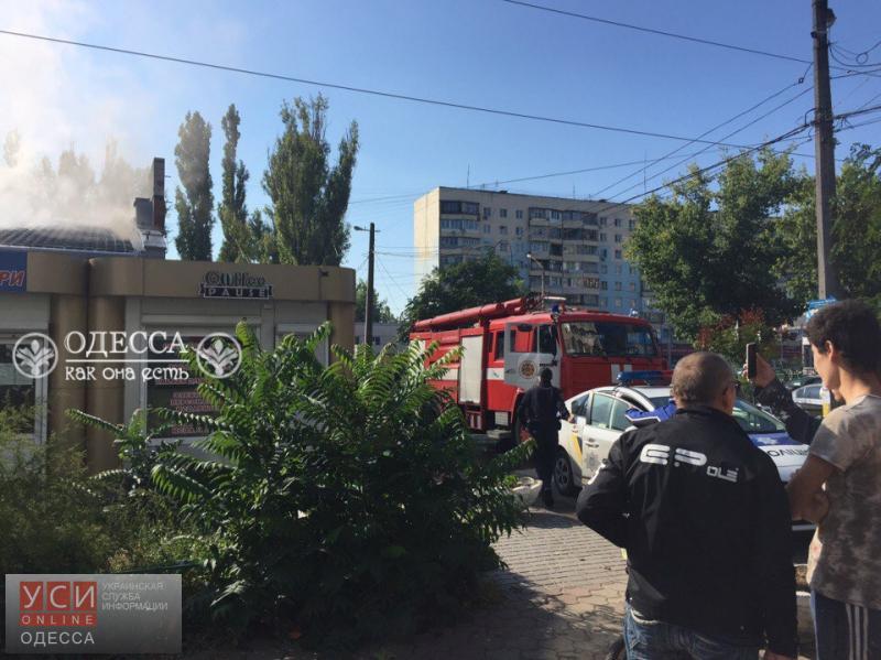Взрыв прогремел водесском ресторане