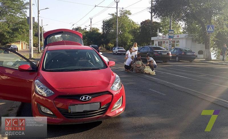 В Одессе несколько ДТП остановили движение транспорта: есть пострадавшие (фото) «фото»