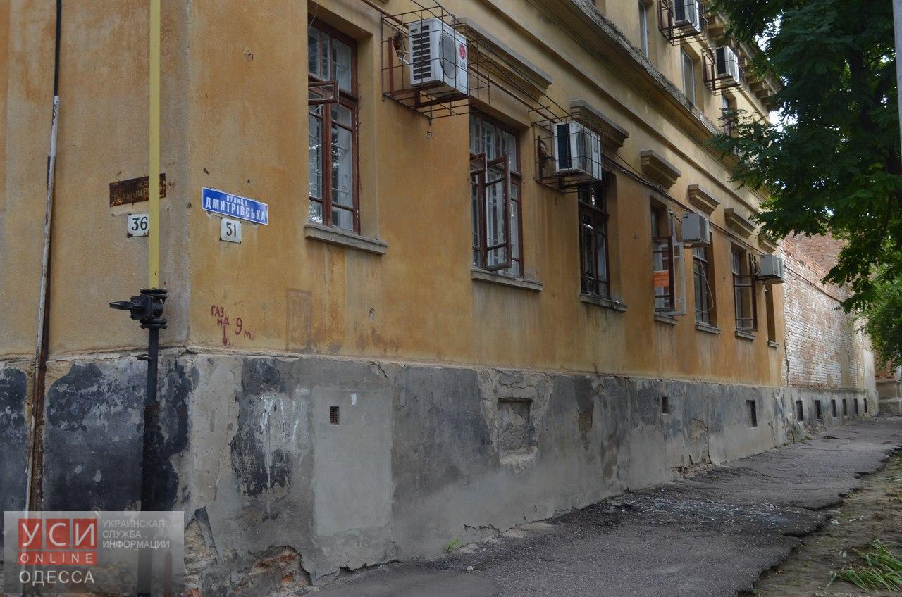 В Измаиле коктейль Молотова уничтожил большую часть документов МБТИ