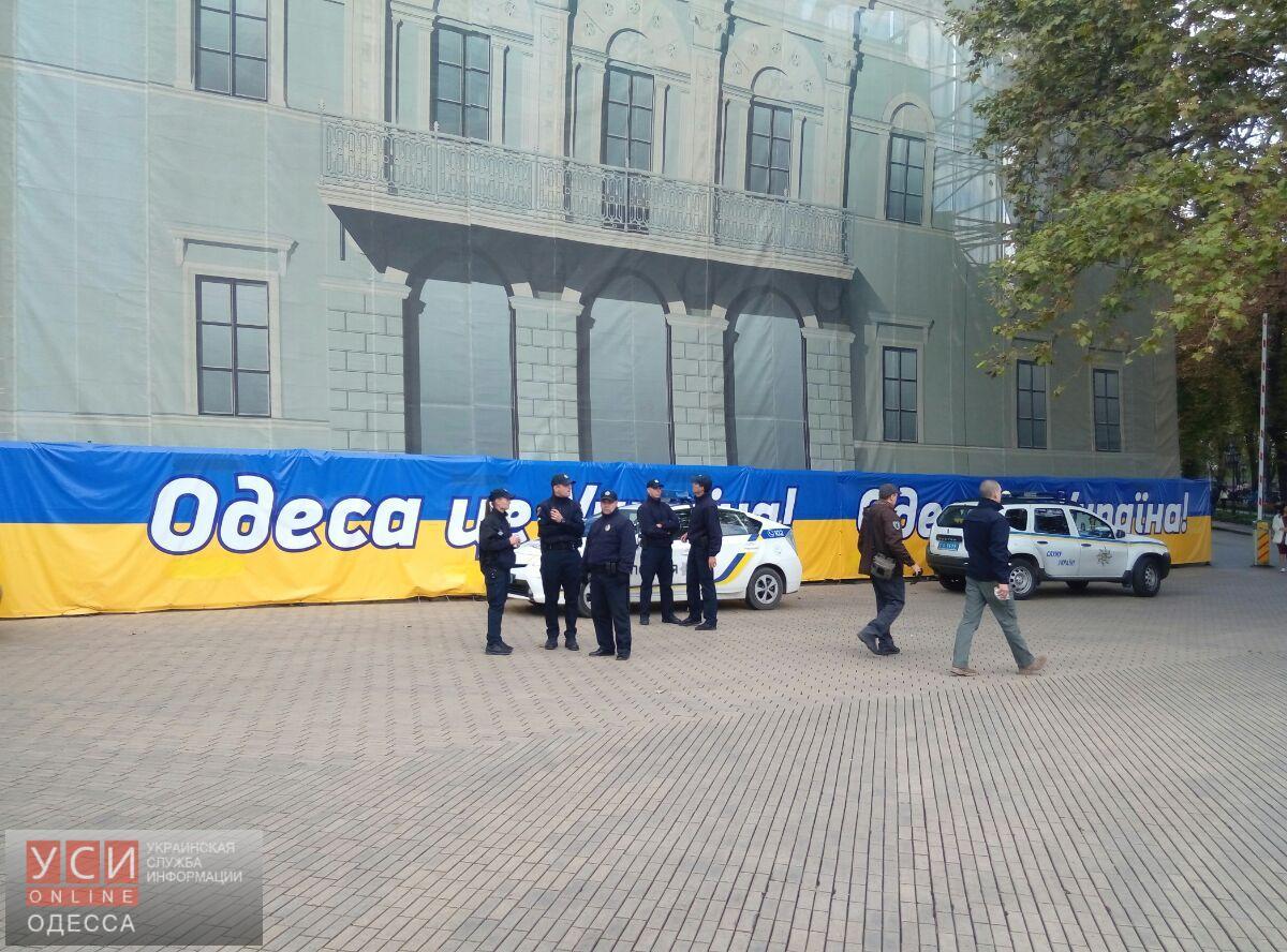 Эвакуация мэрии: депутатам пригрозили поджогами иштурмом