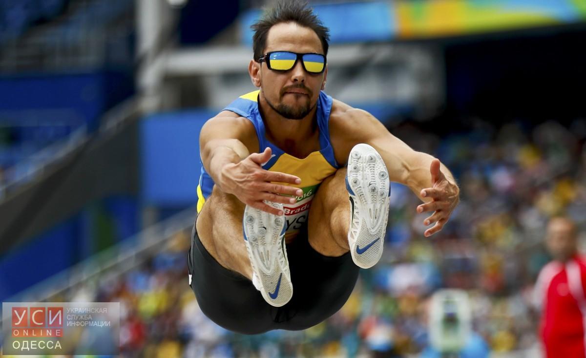 Евгений Богодайко принес Украине золотую медаль наПаралимпиаде вРио