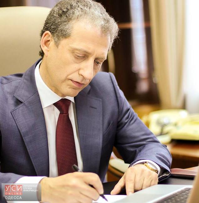 Экс-губернатор Немировский и адвокат «Юры Енакиевского» купили 24,5 гектара земли в Одессе по заниженным ценам (документ) «фото»