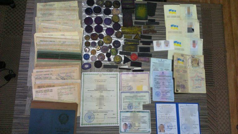 Одесситы подделывали документы для ДНР