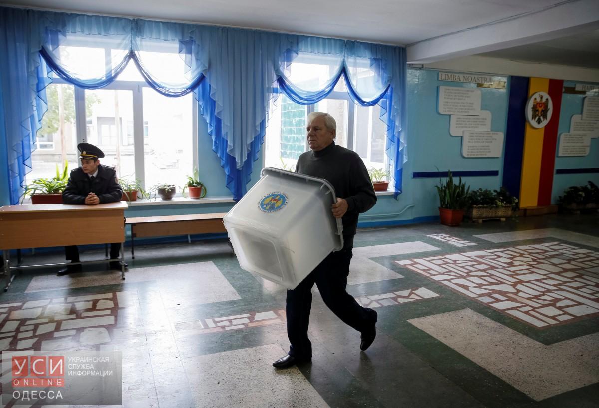 В Молдове впервые за 10 лет выбирают президента: избирательный участок есть и в Одессе «фото»