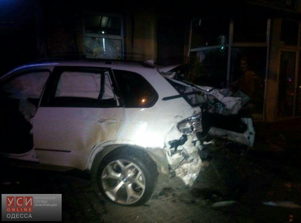 Смертельное ДТП в центре Одессы: при столкновении автомобилей погибли два человека (фото) «фото»