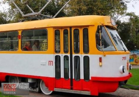 Двухлетний сын попал под трамвай вОдессе
