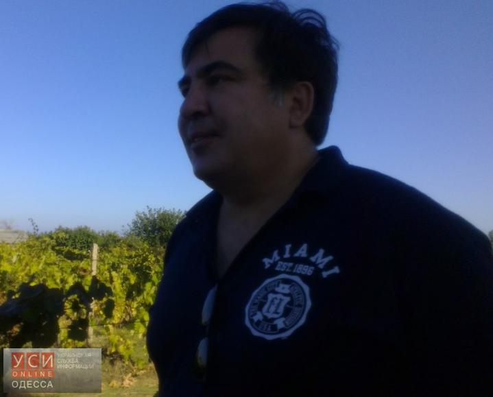 Саакашвили сказал, для чего собрался вГрузию