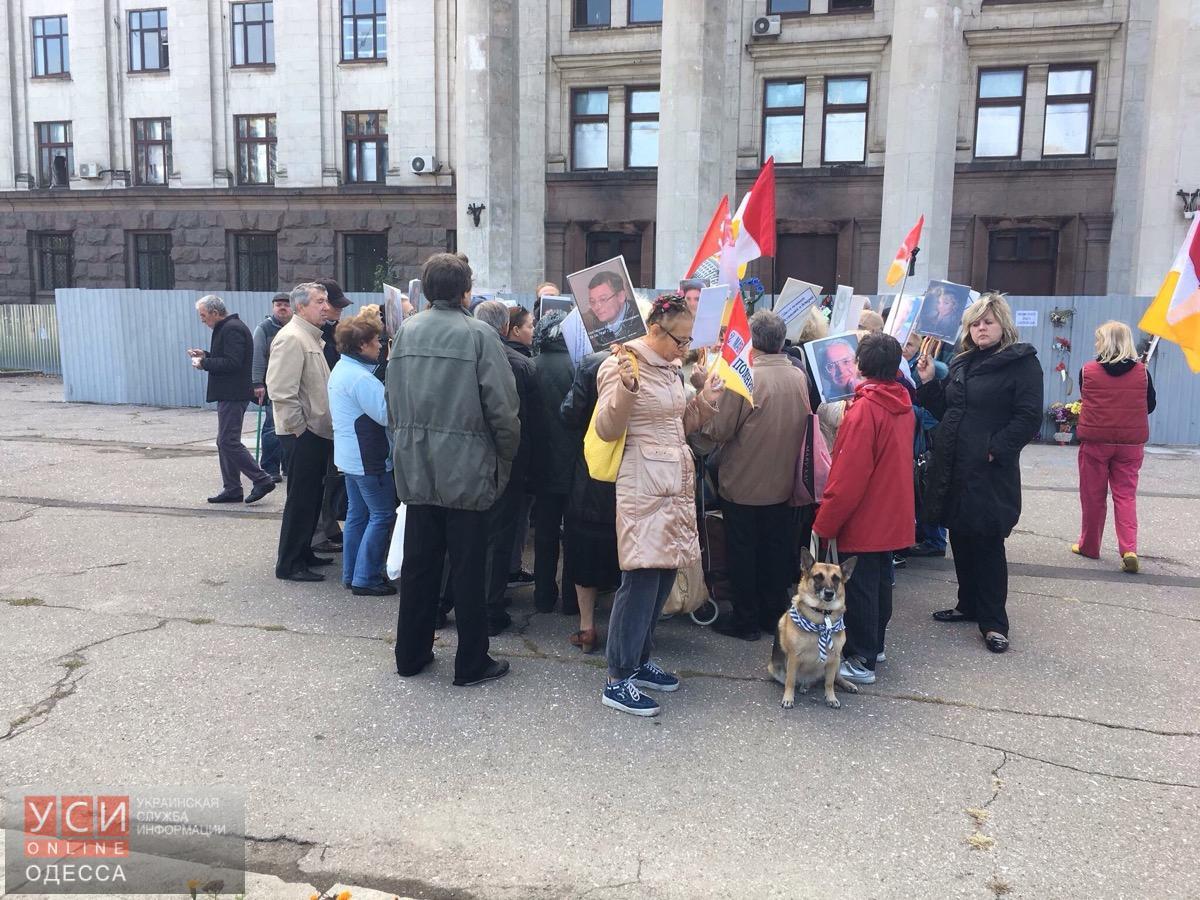 Потасовка активистов Антимайдана срадикалами произошла намитинге вОдессе