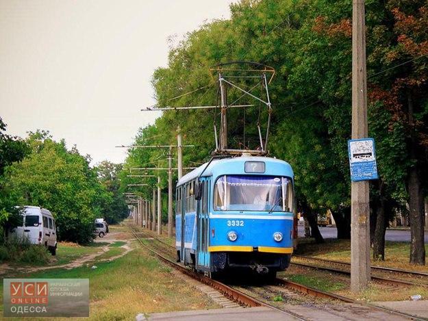 В Одессе восстановили все маршруты электротранспорта
