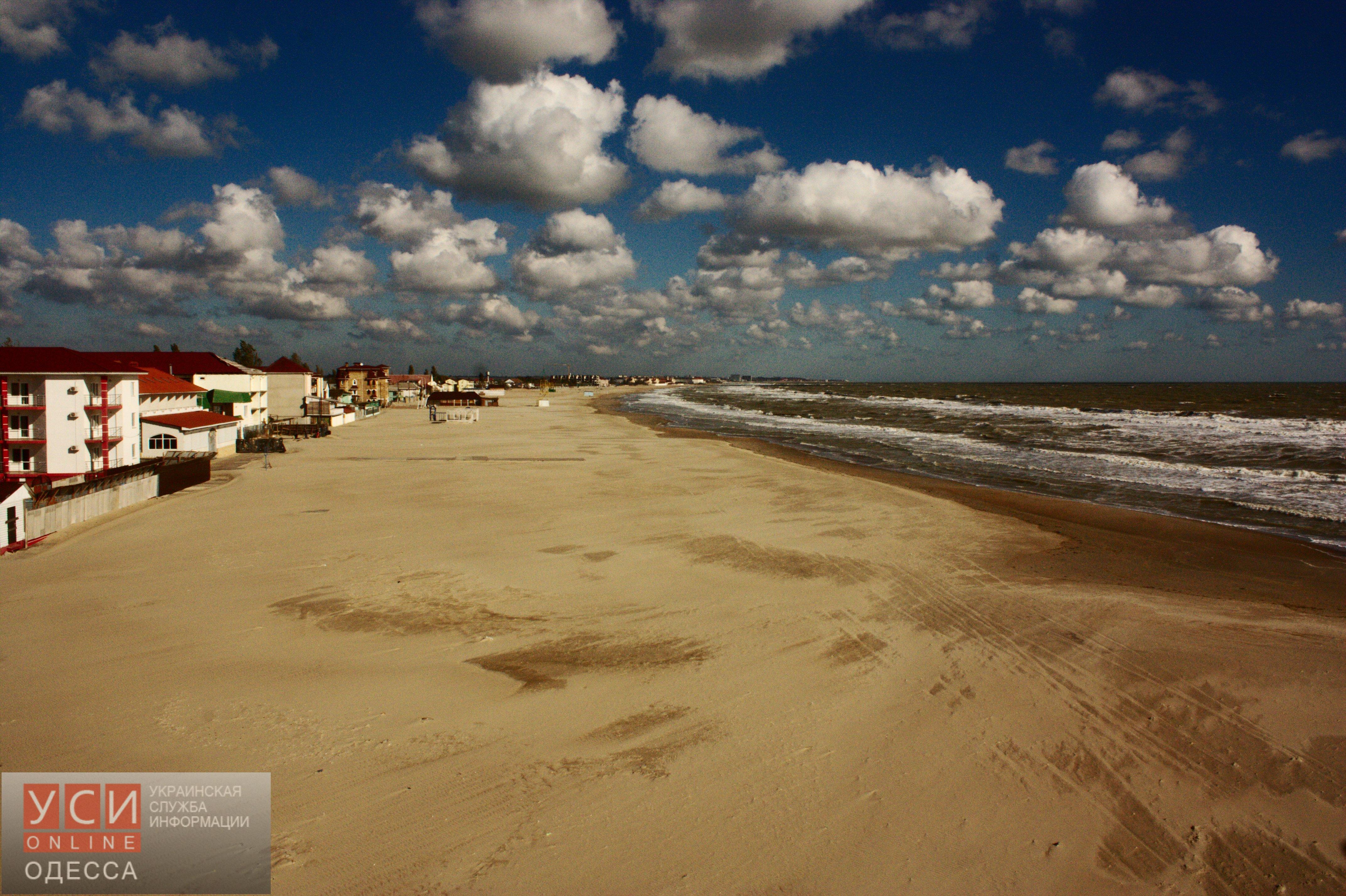 Фото с пляжей затоки