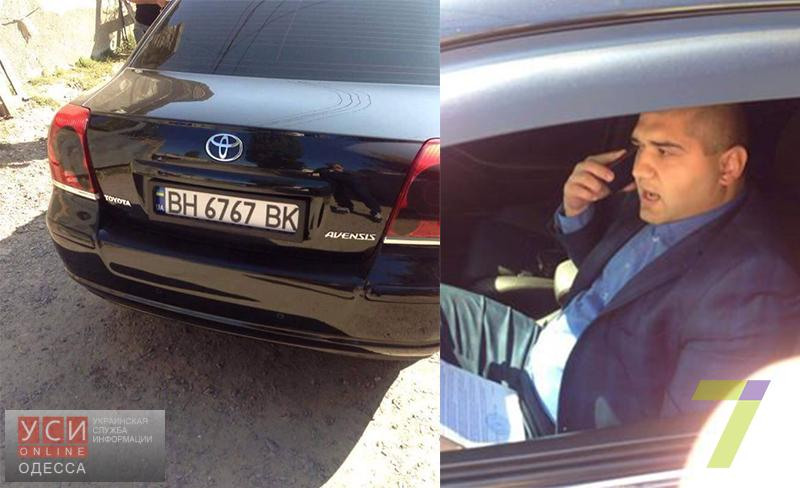 В Одессе сотрудник налоговой приехал не в свой район требовать деньги (фото) «фото»