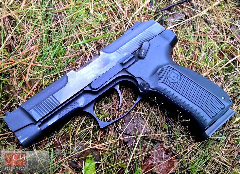 Напоселке Котовского пятилетний ребенок отыскал пистолет