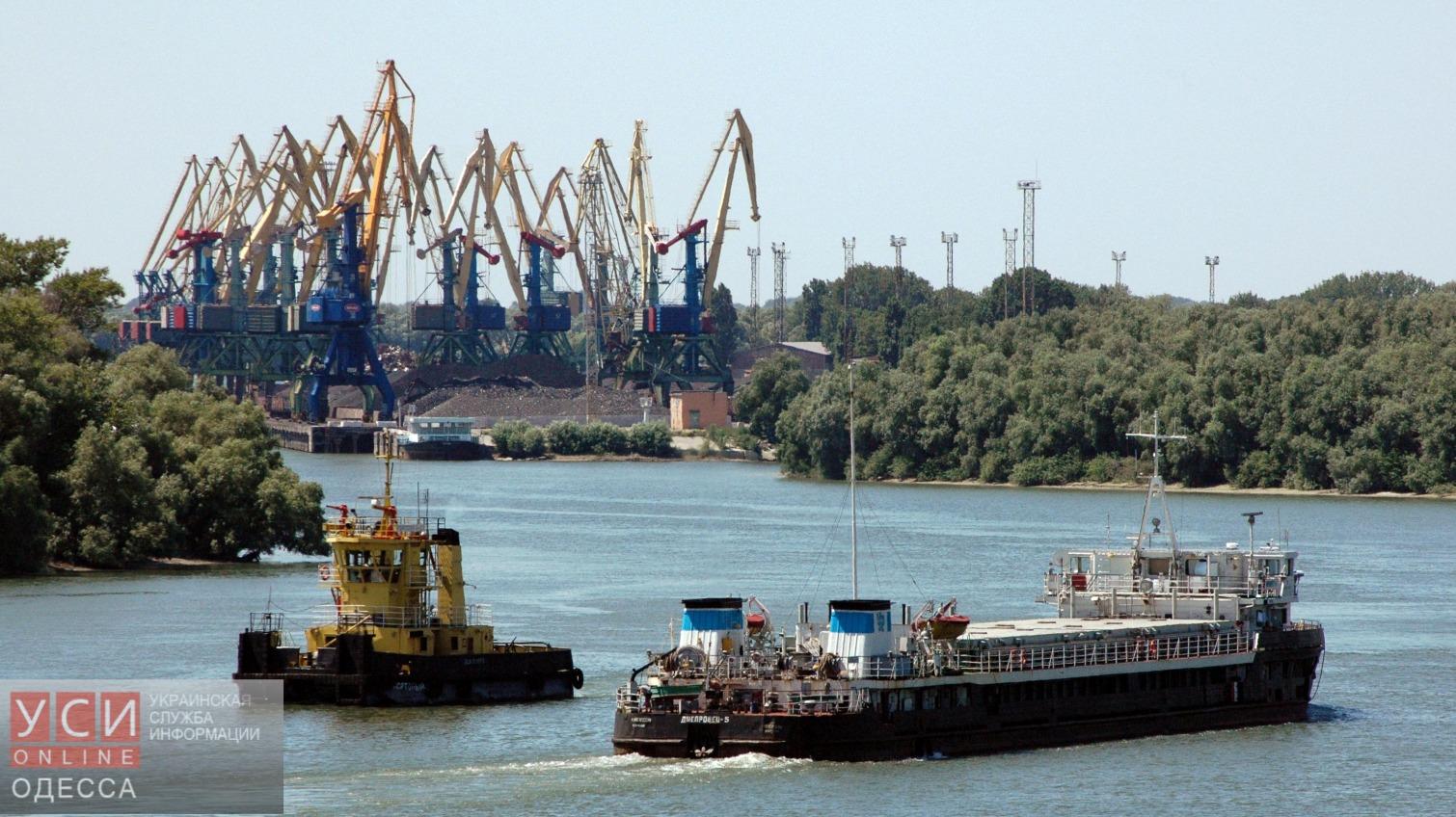 Акваторию порта Измаила планируют углубить за 29 миллионов «фото»