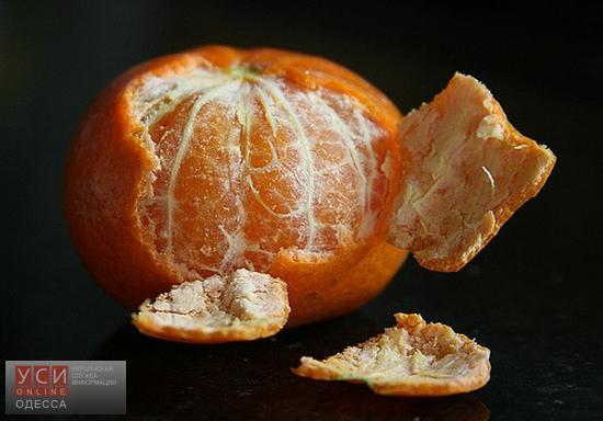 ВОдессу изТурции доставили зараженные вредителями мандарины