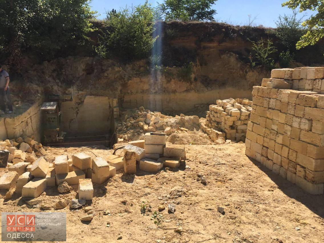 Граждане Одесской области попались нанезаконной добыче подземных вод