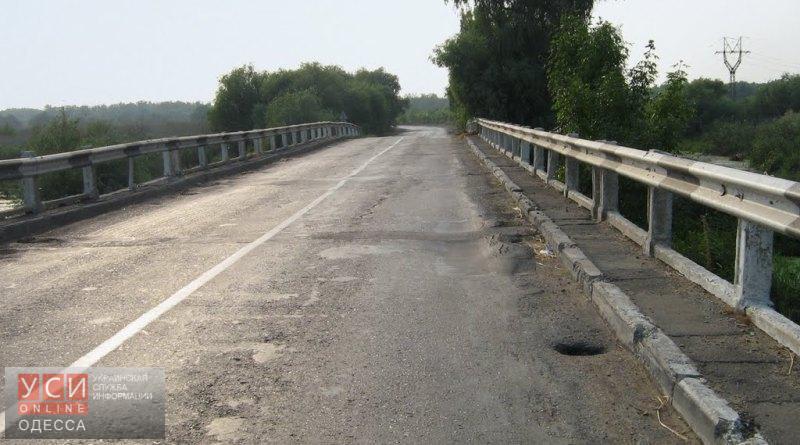 Часть дороги «Одесса-Рени» перекроют наполгода