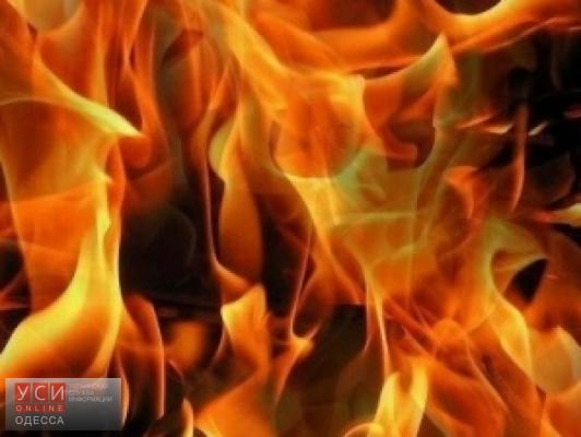 НаАкадемика Королева при пожаре пострадал человек