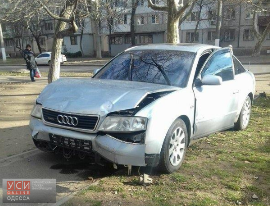 ВОдессе иностранец получил пулевое ранение вживот наулице