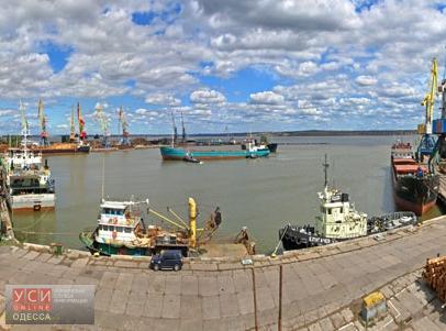 НаОдесчине один изгрузовых портов награни остановки,— Мининфраструктуры