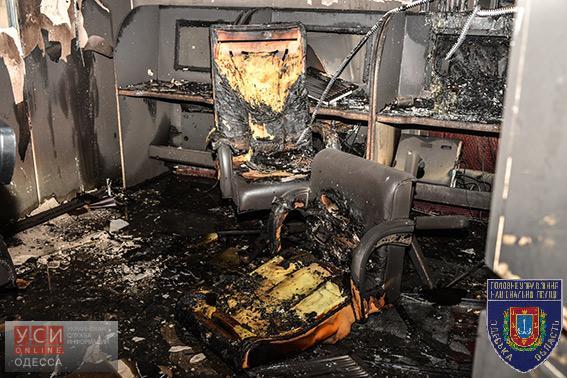 ВОдессе бросили «коктейль Молотова» вторговый центр, есть пострадавшие