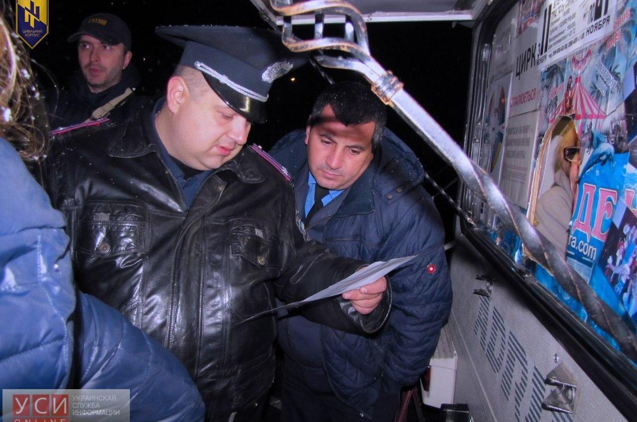 Одесские активисты выступили против цирка-шапито «фото»
