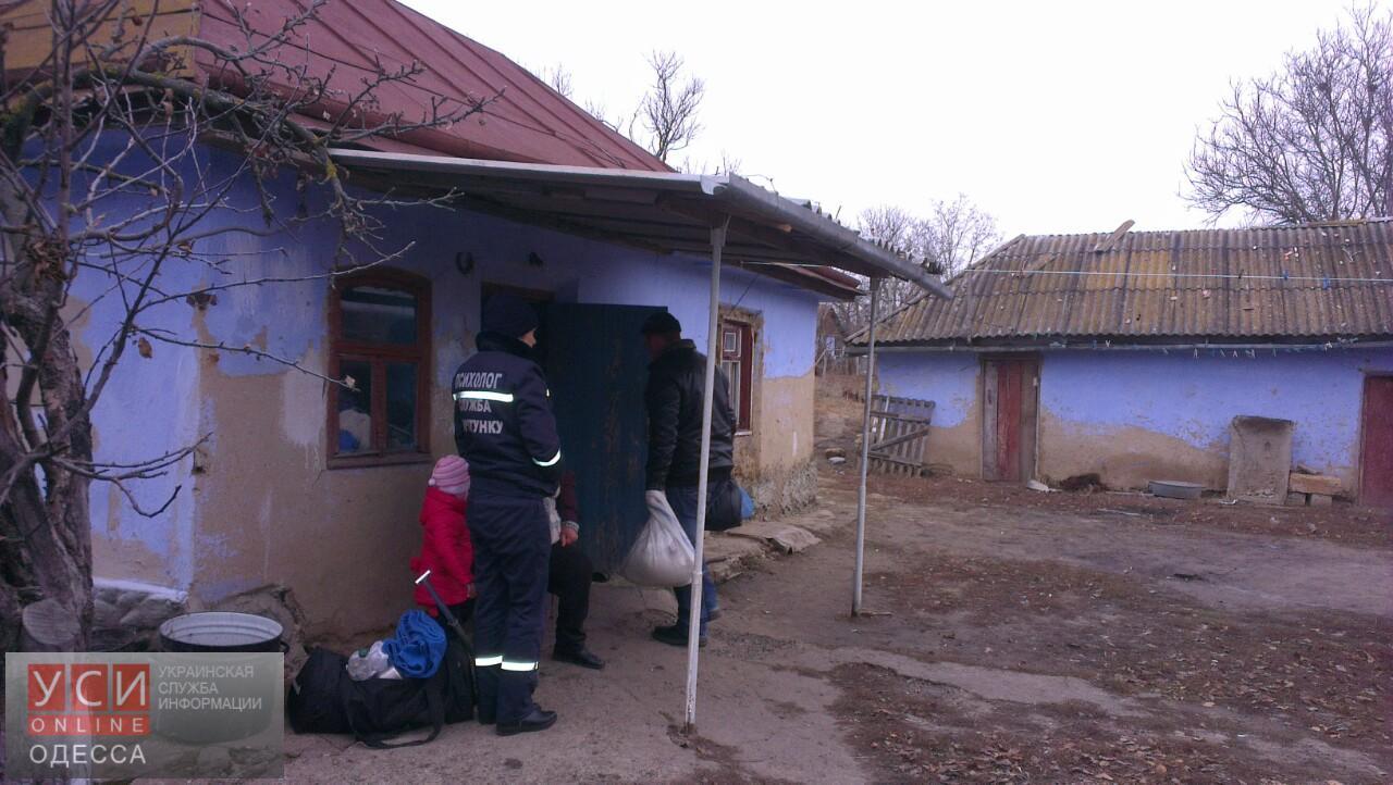 В Одесской области во время пожара погибла молодая семья с детьми (фото) «фото»