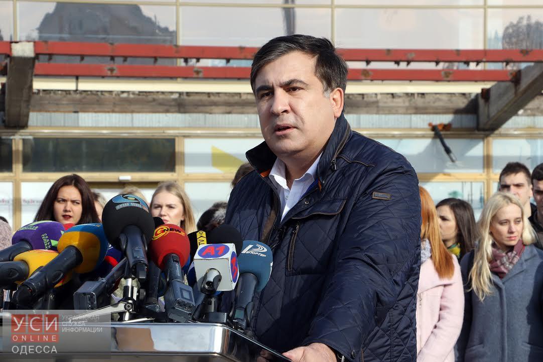 На шаг впереди всех: почему Саакашвили подал в отставку