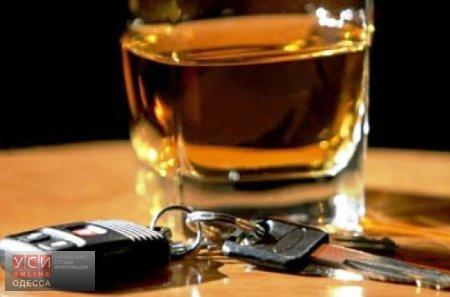 Одессит получил максимальное наказание за вождение в пьяном виде «фото»