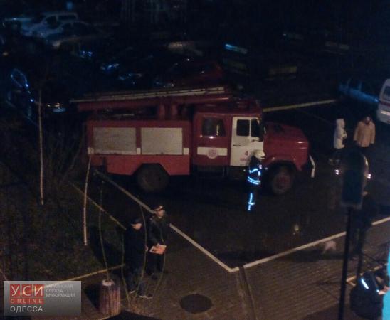 ВОдессе жертвами пожара стали 5 человек