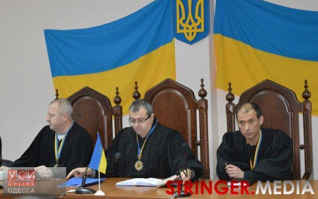 На суде над одесским активистом Ходияком чуть не подрались активисты и адвокат «фото»