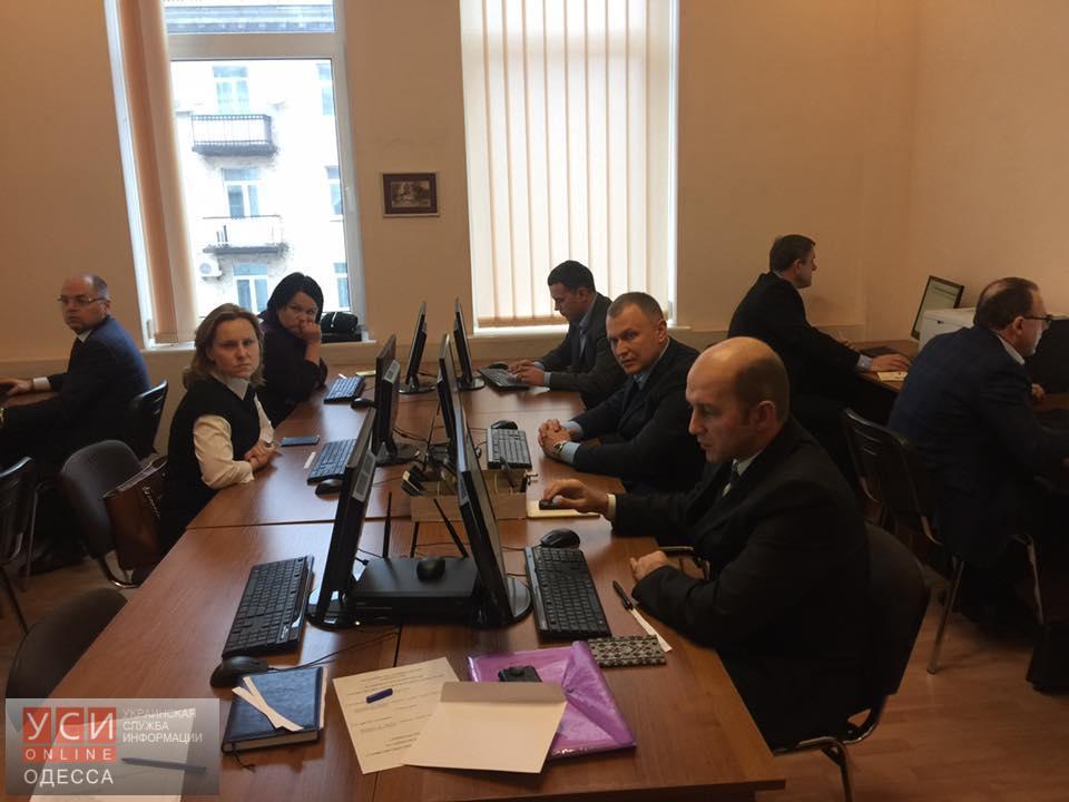 Конкурс на должность губернатора Одесской области ОБНОВЛЯЕТСЯ