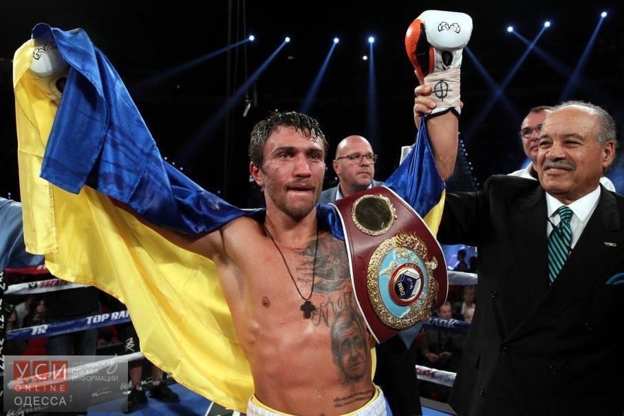 Fight News: Ломаченко— лучший боксер года