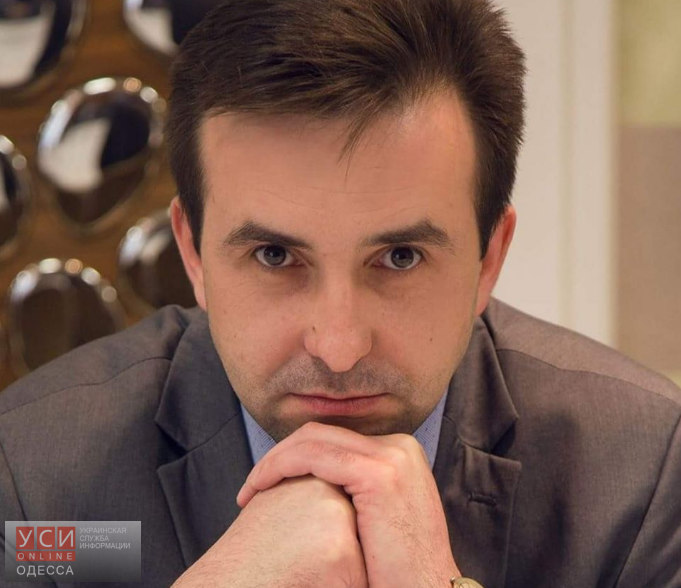 Заместитель начальника патрульной милиции Одессы подал вотставку