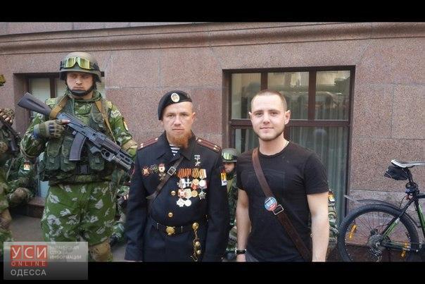 ВОдесской области будут судить мужчину запризывы ксозданию «Новороссии»
