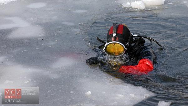 Нареке вОдесской области ищут мужчину, который провалился под лед