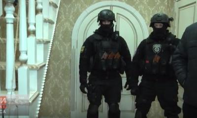 Полицейский спецназ «КОРД» со штурмом накрыл наркопритоны Измаила (видео) «фото»