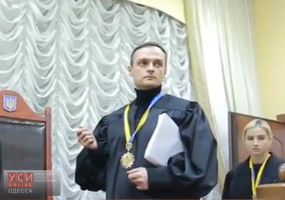 «Манекен Челлендж» захватил Киевский райсуд Одессы