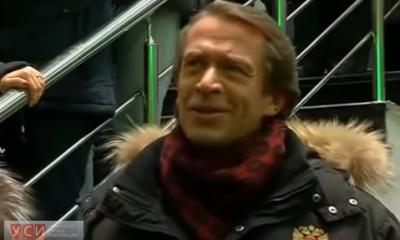 Владимир Машков спел песню об Одессе (видео) «фото»