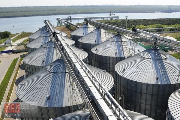 """Зерновой терминал в Южном стоимостью 100 миллионов долларов уходит государству как залог за """"ПриватБанк"""""""